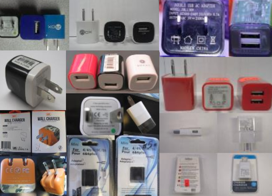 USB Chargers Recalled for Fire Hazard