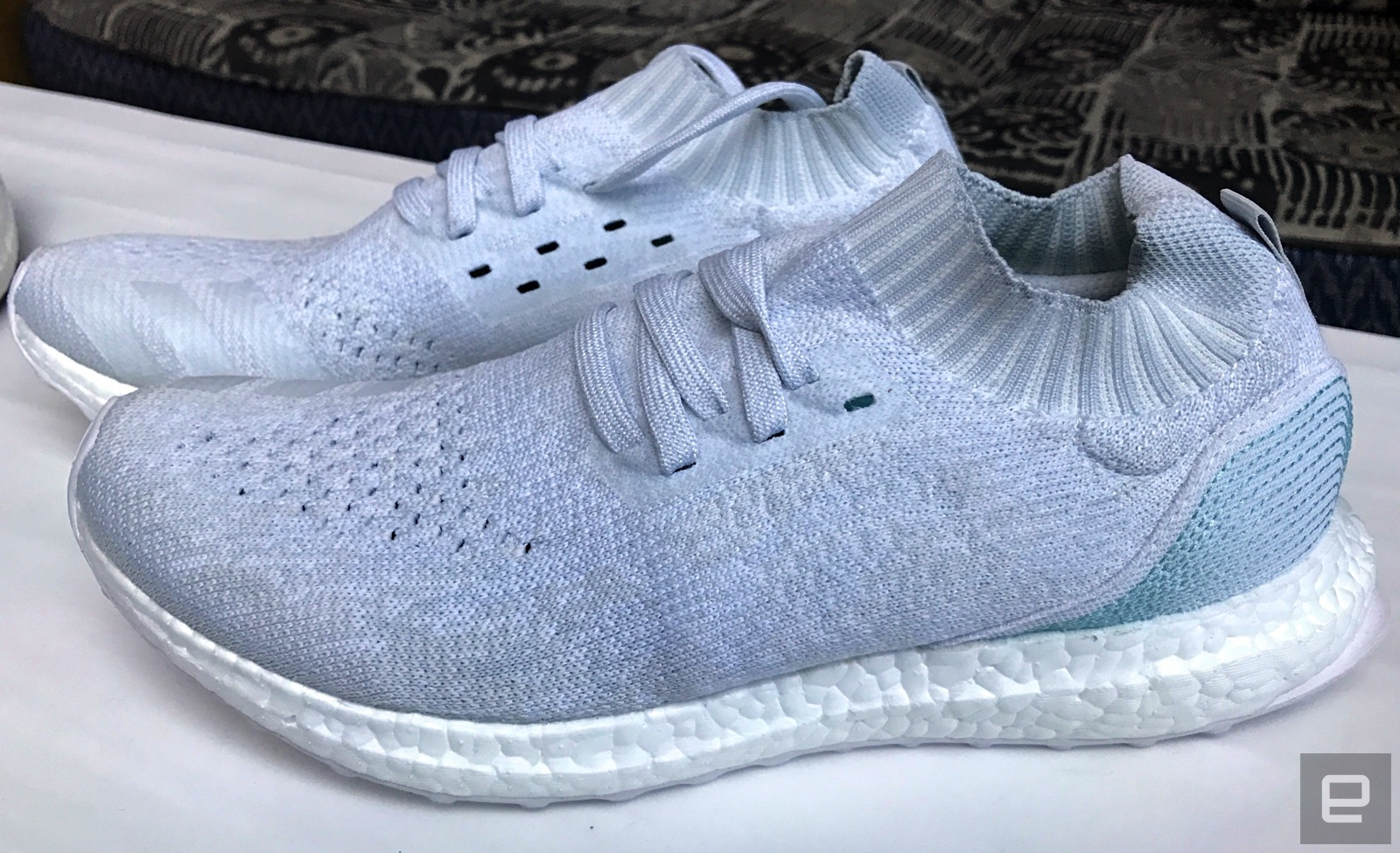 096586726 Adidas made an ocean-plastic shoe you can actually buy