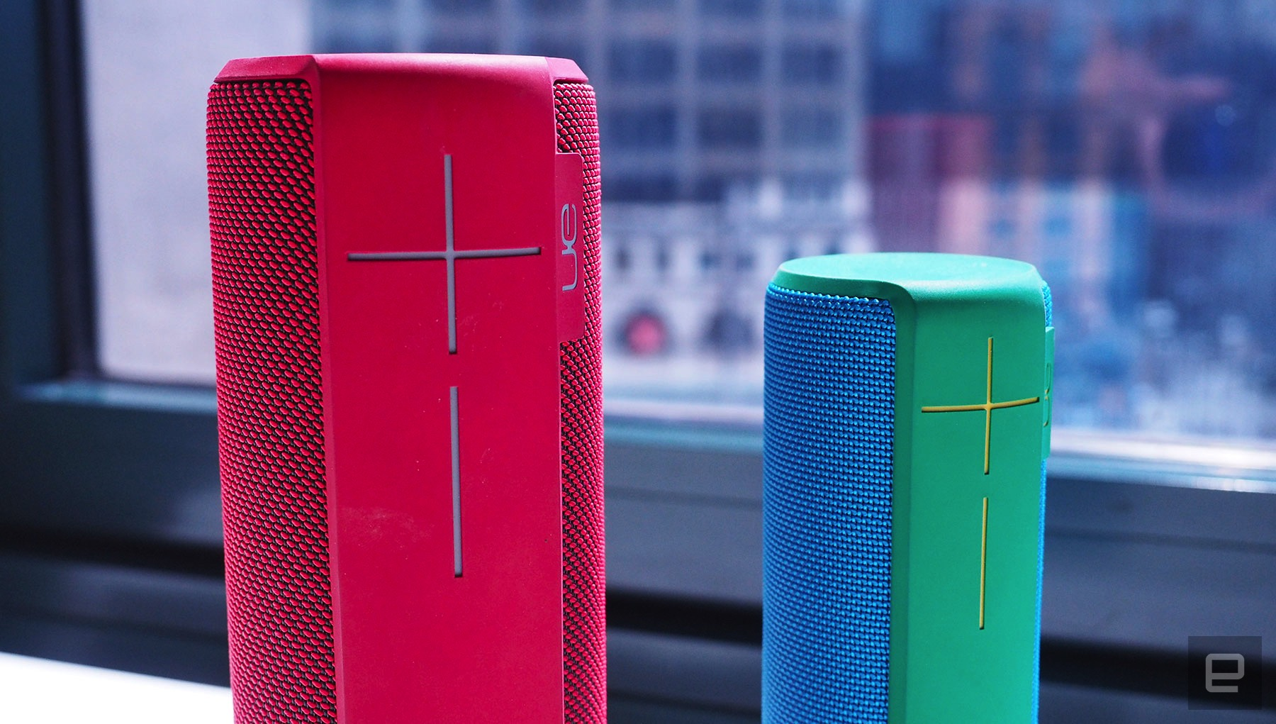 ^ U adds Google and Siri voice integration to its Boom speakers