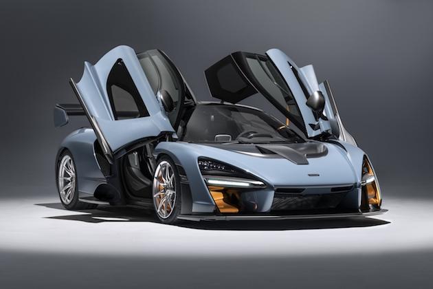 マクラーレンの電動スーパーカー、求められるバッテリー技術の進歩を考えると登場するのは5〜10年後