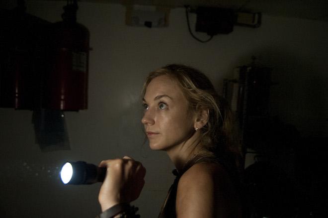Beth Greene (Emily Kinney) - The Walking Dead _ Season 4, Episode 12 - Photo Credit: Gene Page/AMC