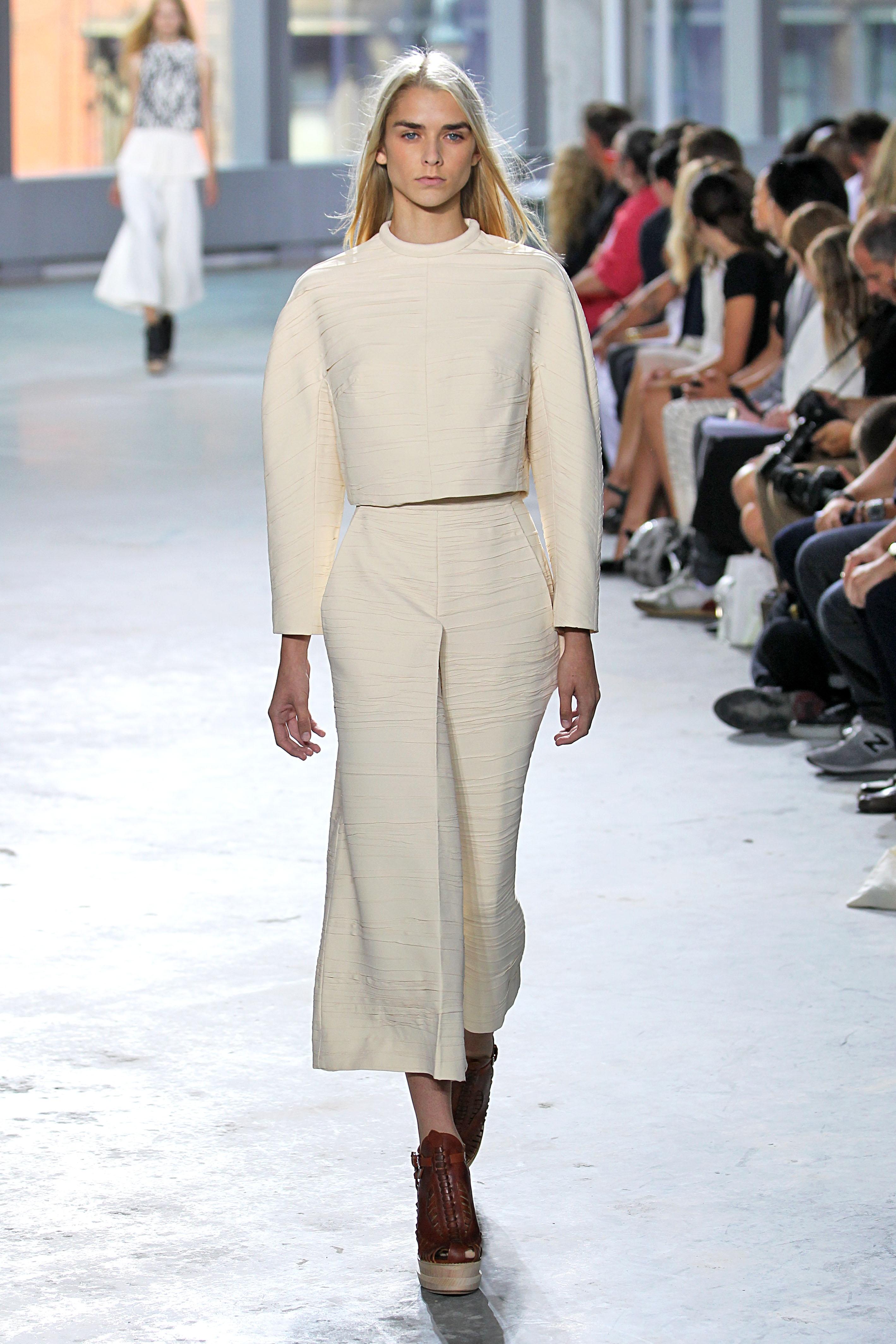Proenza Schouler - Runway - Mercedes-Benz Fashion Week Spring Summer 2014