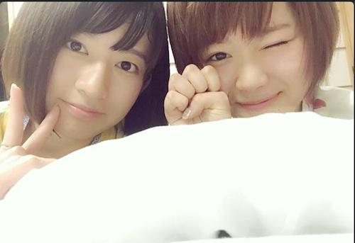 AKB48島田晴香&竹内美宥、SKE48大場美奈&山内鈴蘭の入浴シーンが ...