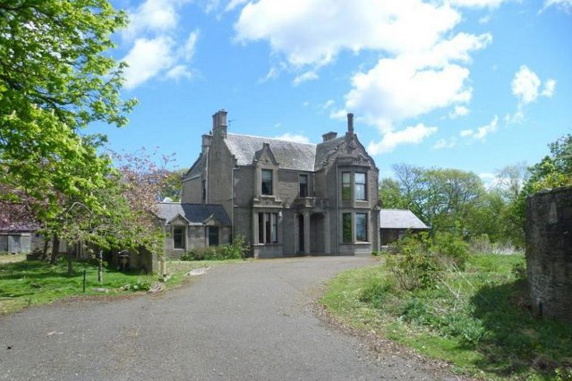 The Carnoustie house