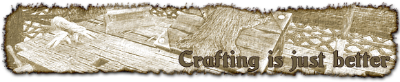 Crafting is just better