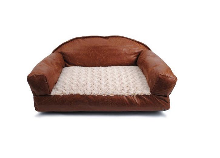 Brinkmann Faux Leather Sofa Bed Amazon