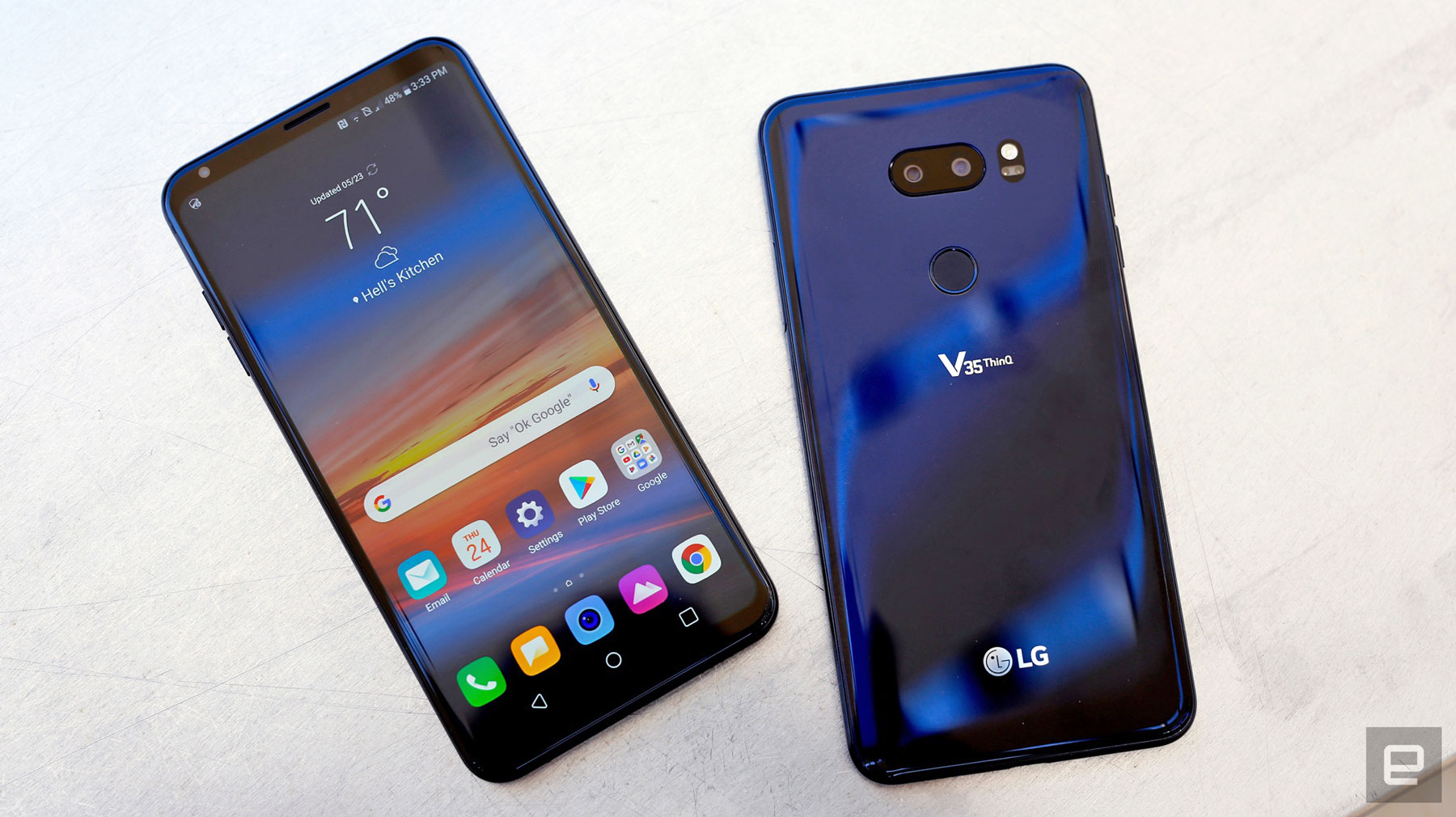 LG V35 ThinQ coming to AT&T on June 8 for $900