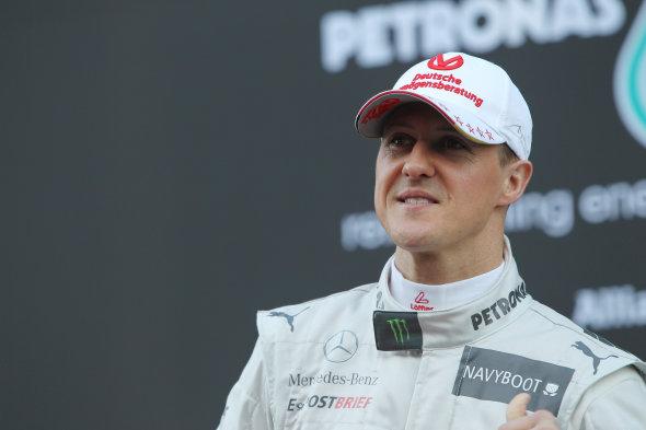 Michael Schumacher could 'lead a normal life' says former Ferrari boss