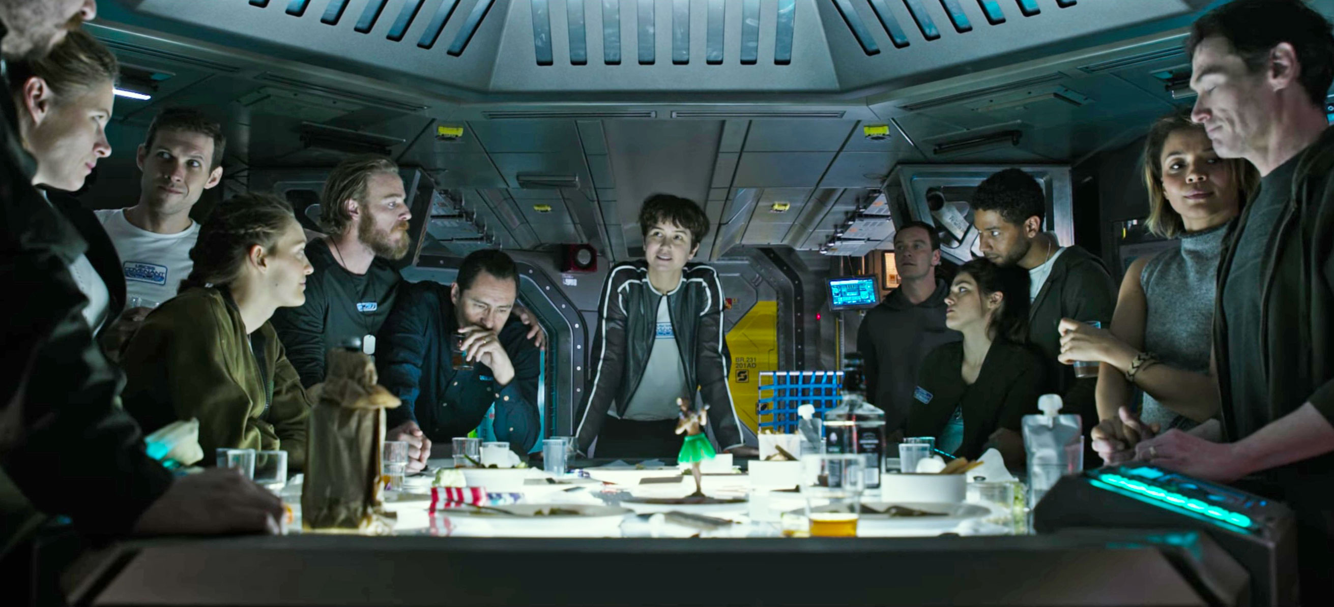 alien covenant preview evokes original s nostalgic last
