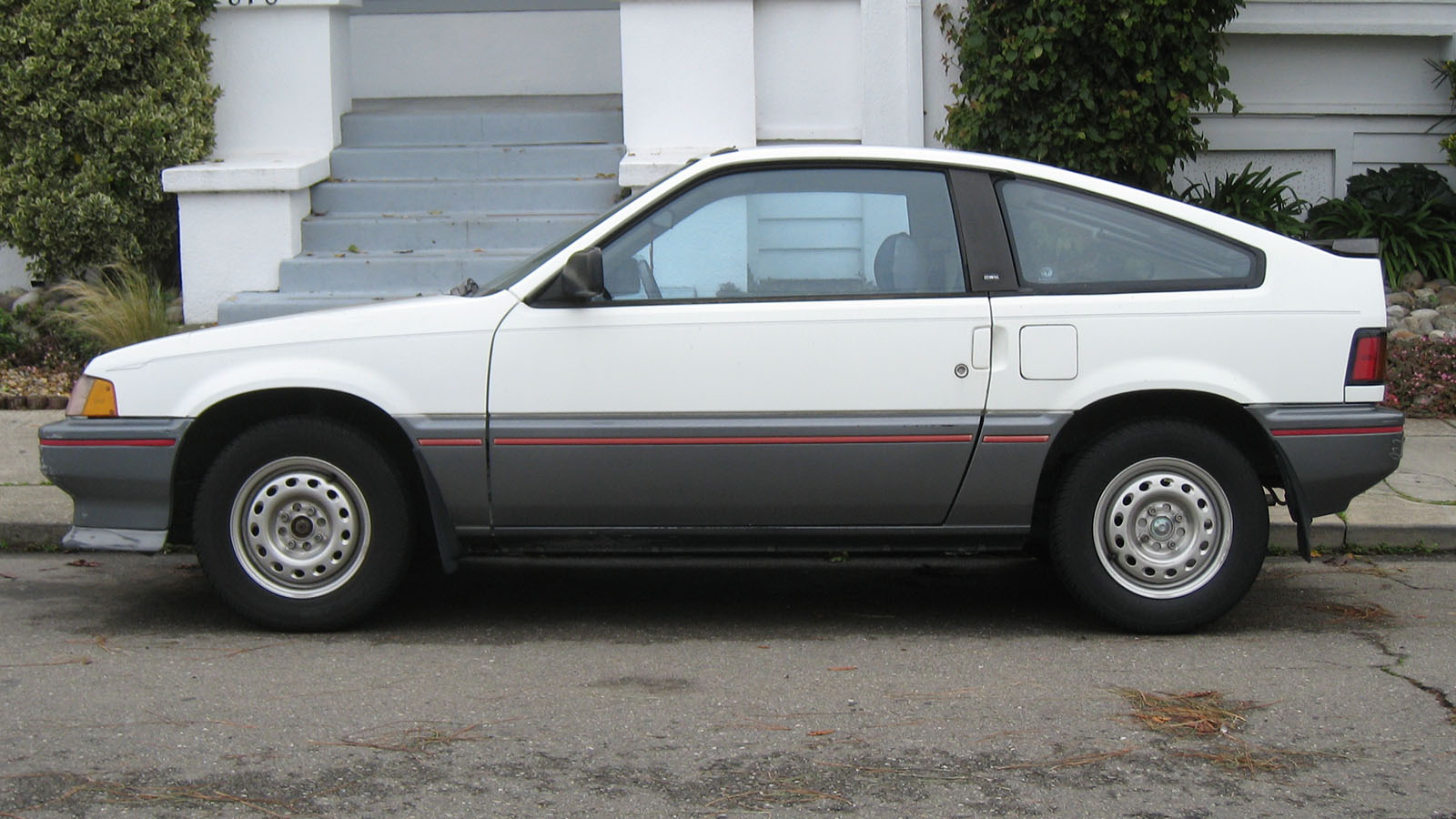 1987 Honda Civic CRX