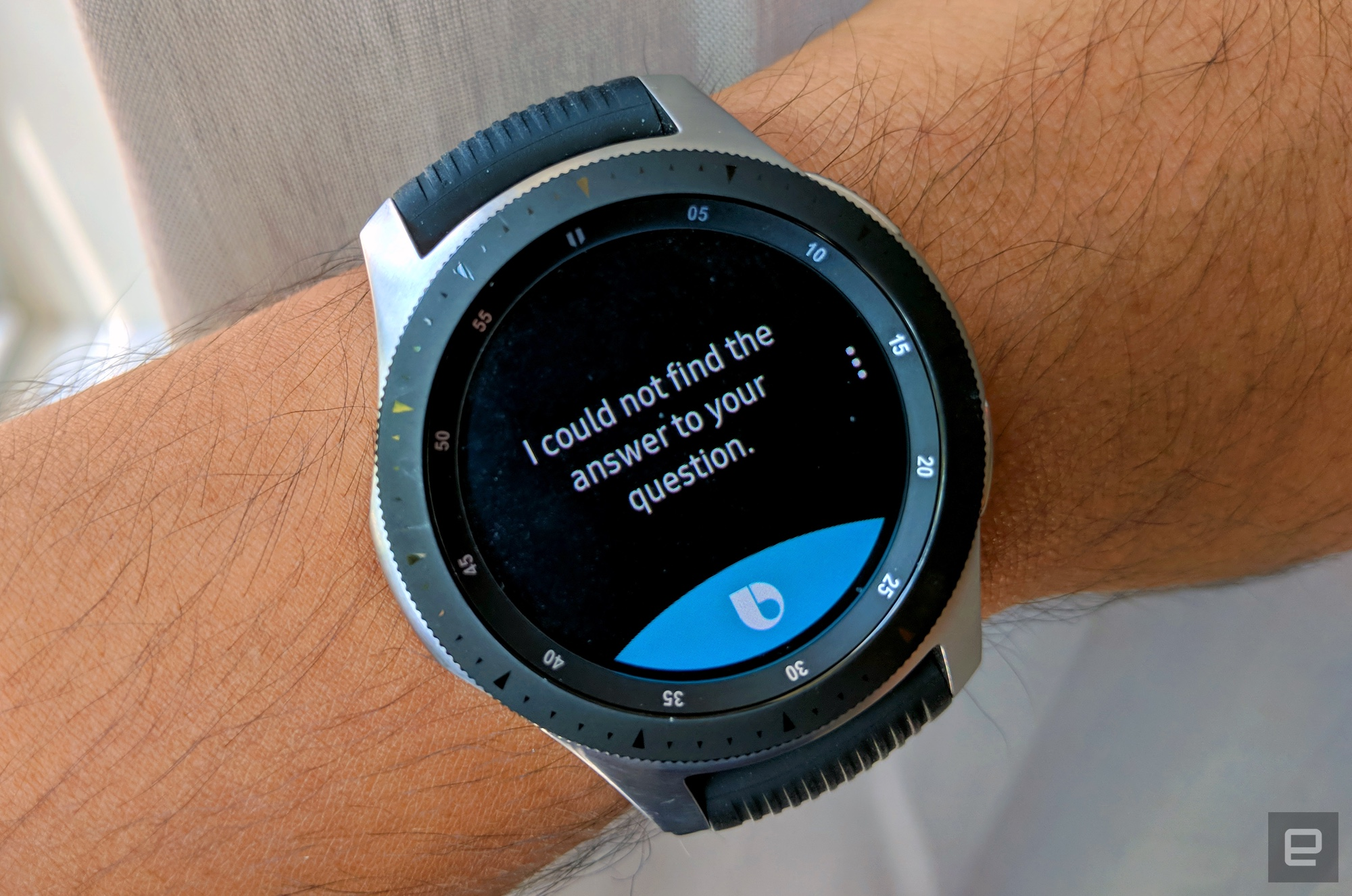 Samsung Galaxy Watch review: Safe but satisfying