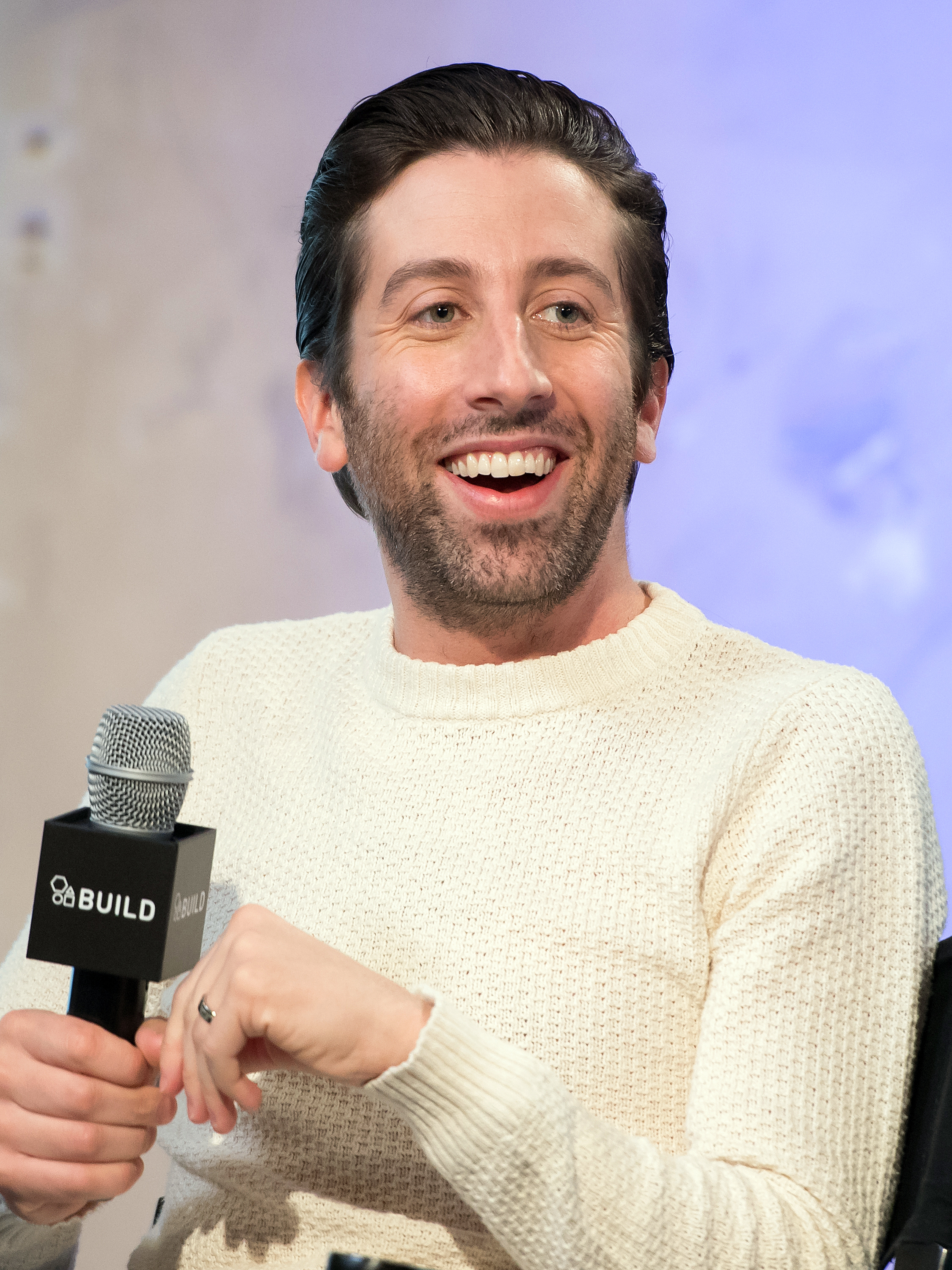 "AOL Build Speaker Series - Hugh Grant and Simon Helberg, ""Florence Foster Jenkins"""