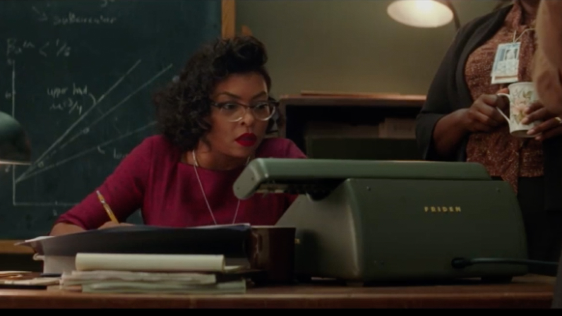 """Johnson's life inspired the 2016 blockbuster """"Hidden Figures,"""" winning multiple nominations including Best Picture for the 2017 Academy Awards."""