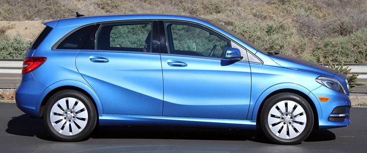 Mercedes-Benz B-Class EV