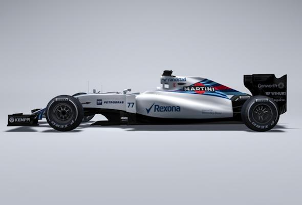 Williams 2015 F1 car