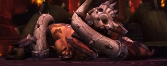 Garrosh defeated