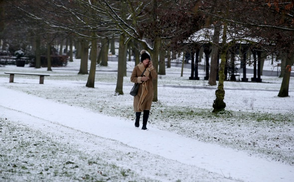 Britain braced for more snow, 80mph winds and freezing temperatures
