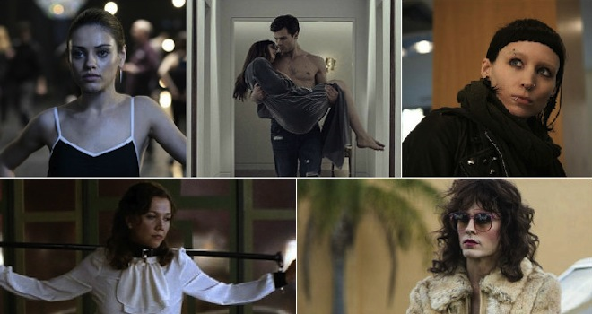 Fifty Shades of Grey Risky Roles