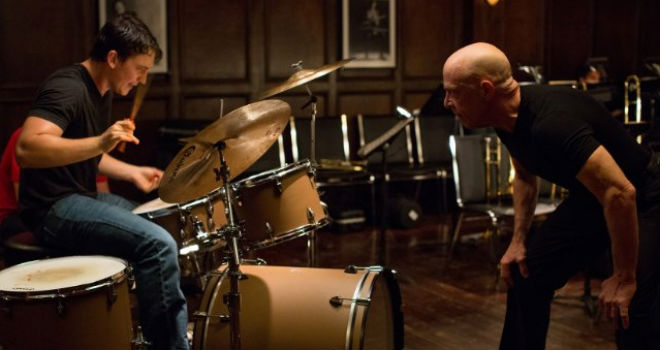 miles teller and jk simmons in whiplash