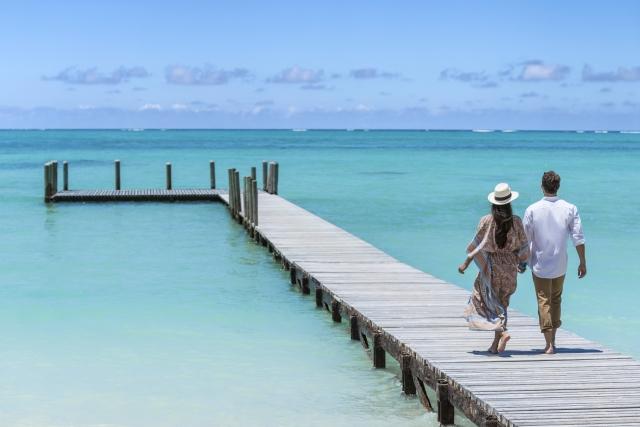 Ilot Mangenie, Mauritius