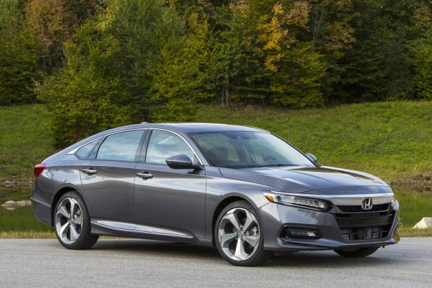 ホンダ「アコード」が2018年北米カー・オブ・ザ・イヤーを受賞! SUV部門はボルボ「XC60」