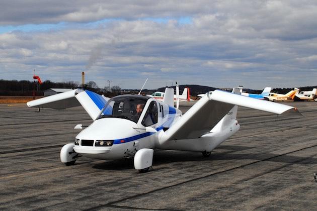 空飛ぶクルマTerrafugia、2019年の市販開始を発表。吉利の買収で開発体制が安定