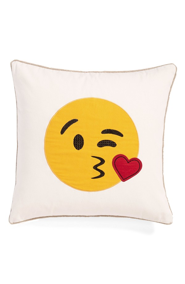 Levtex 'Blowing Kisses' Pillow