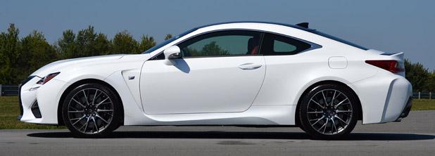 2015 Lexus Rc F First Drive Autoblog