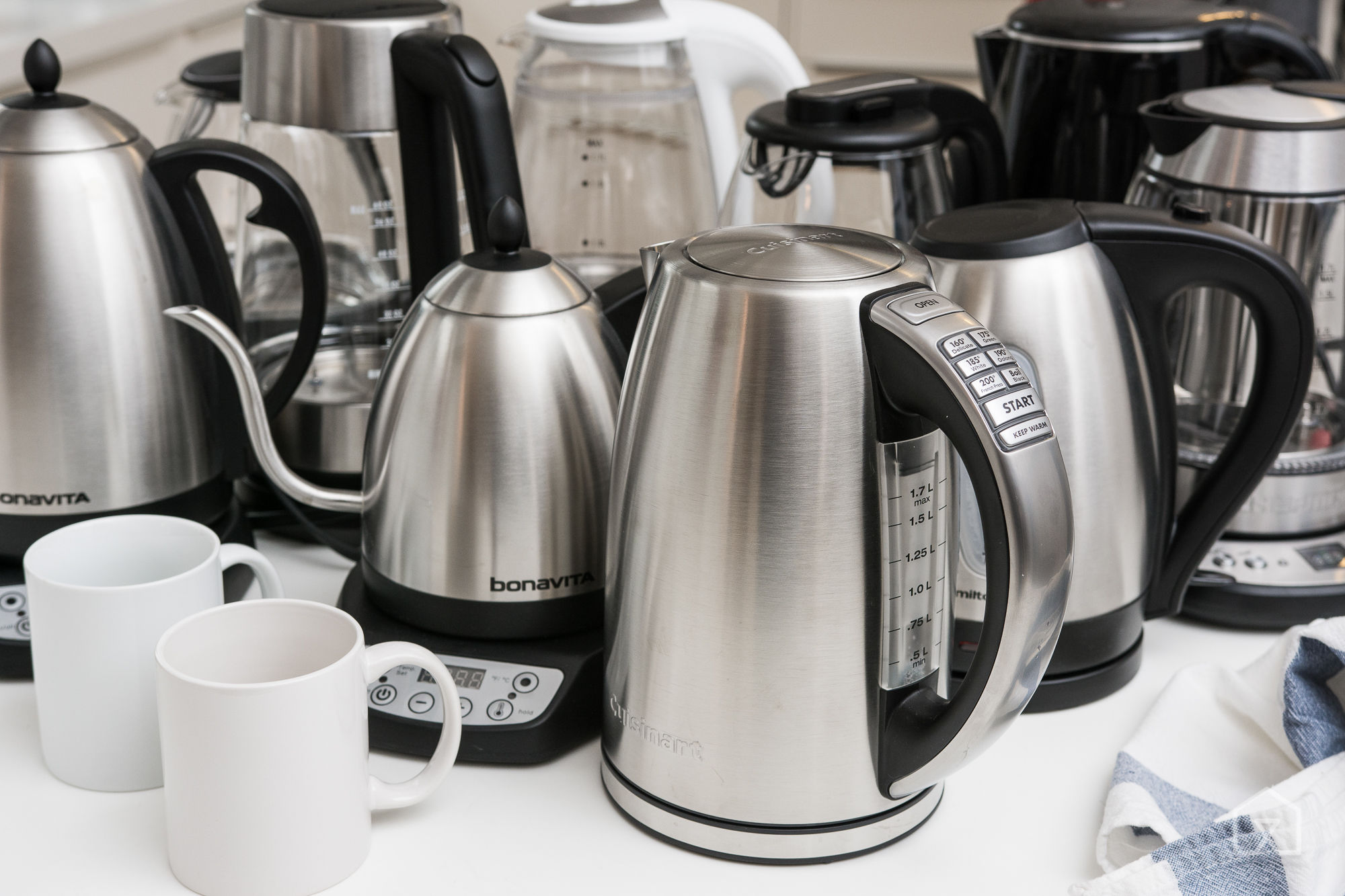 Compare Electric Kettles ~ The best electric kettle
