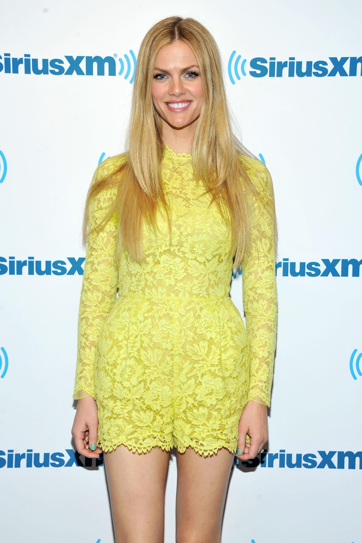 Celebrities Visit SiriusXM Studios - April 8, 2014