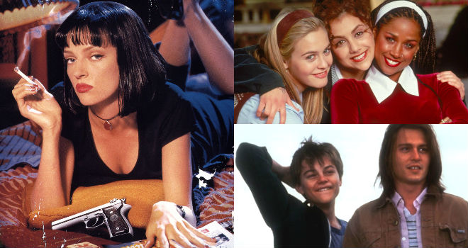 90s movies on netflix