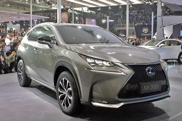 【北京モーターショー2014】人気車になるのは確実!? レクサス「NX」がデビュー