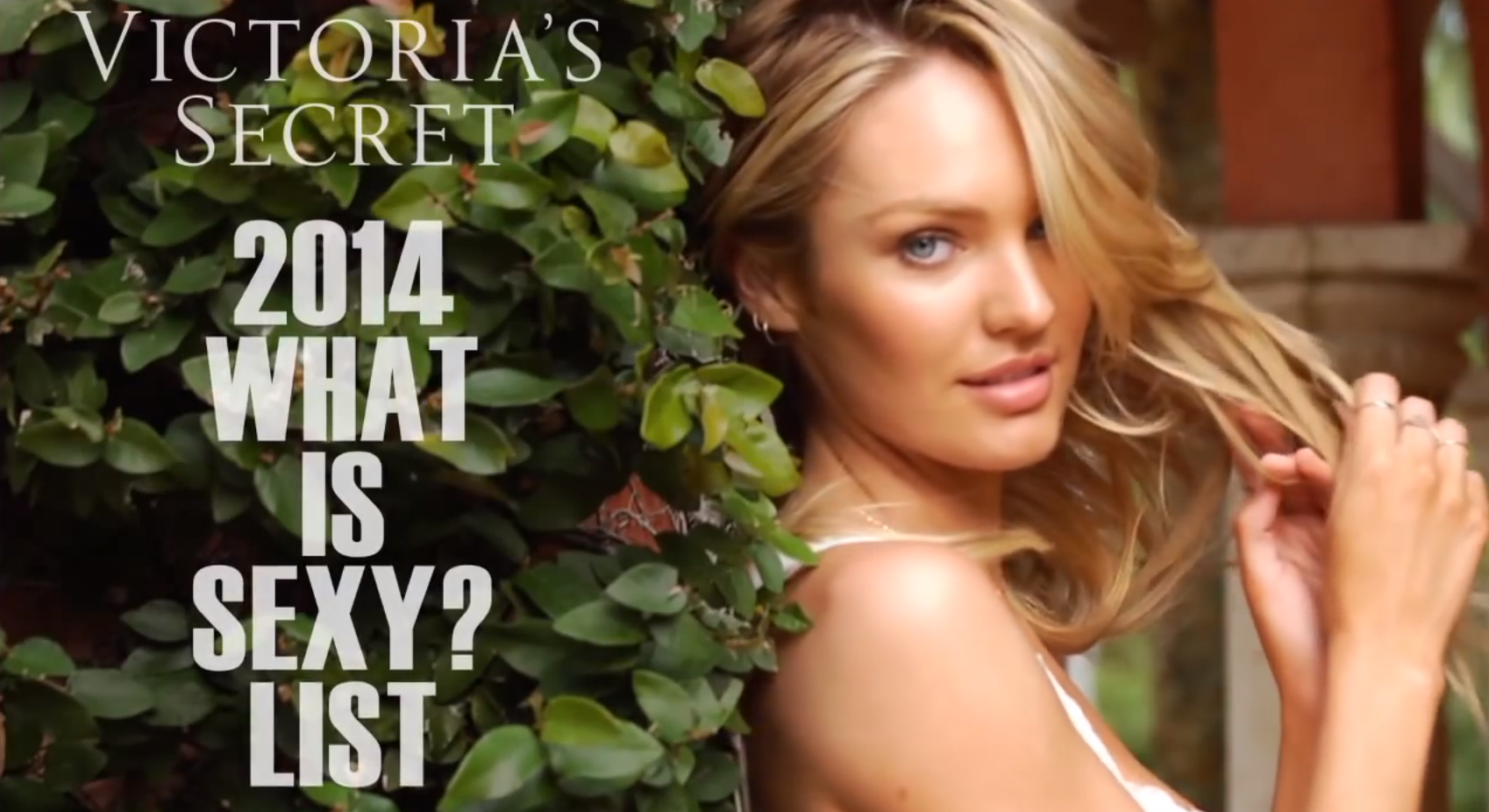 Victoria's Secret 2014 'What Is Sexy' list released