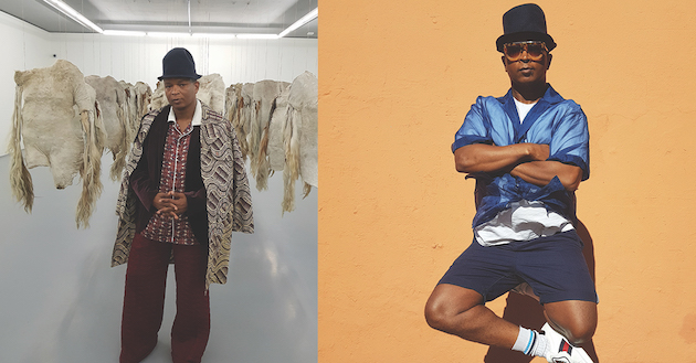 Mali says that these Lukhanyo Mdingi shirts are his summer