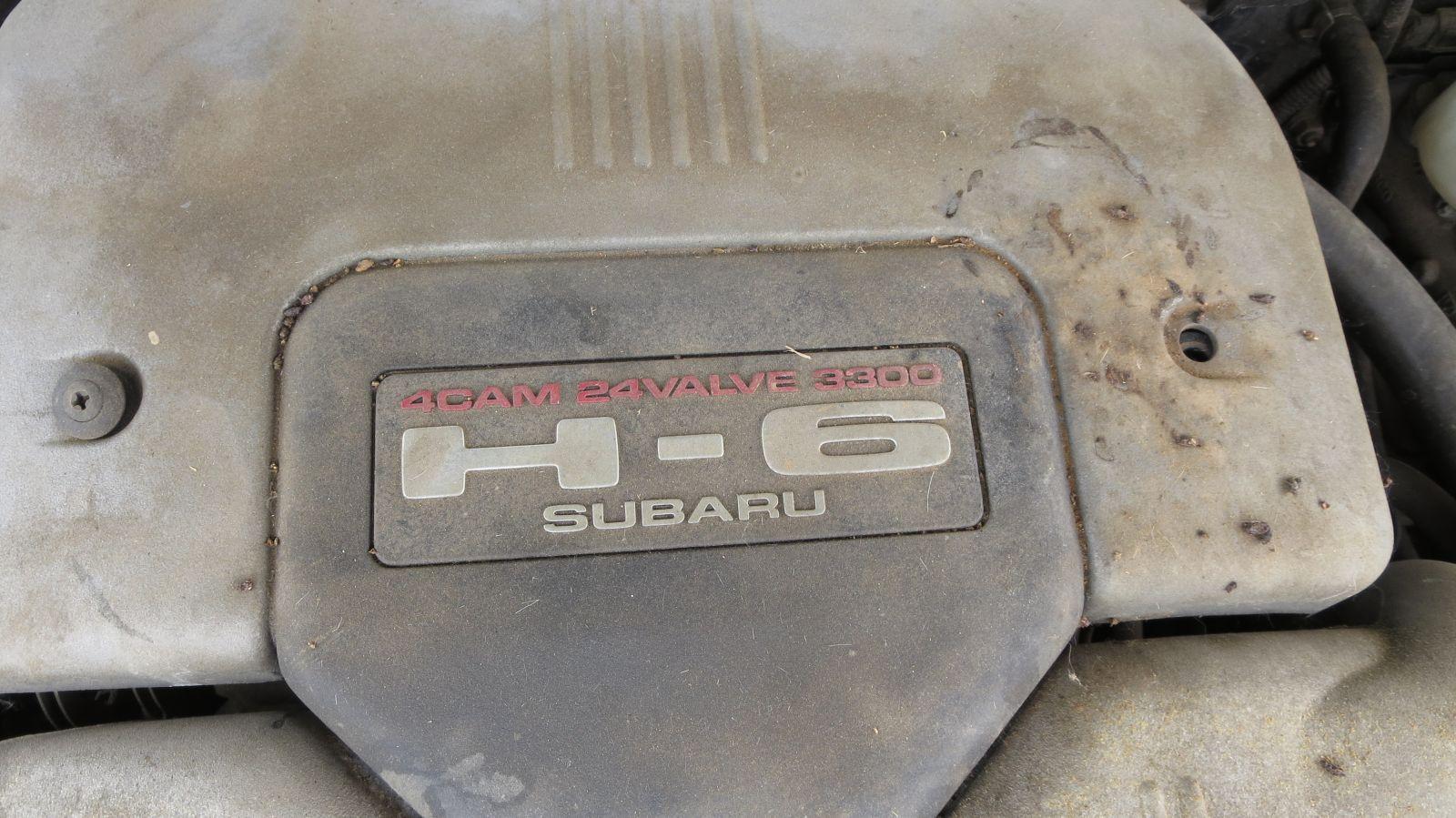 Junkyard Gem: 1992 Subaru SVX | Autoblog