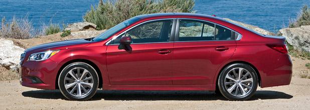 2015 Subaru Legacy First Drive Autoblog