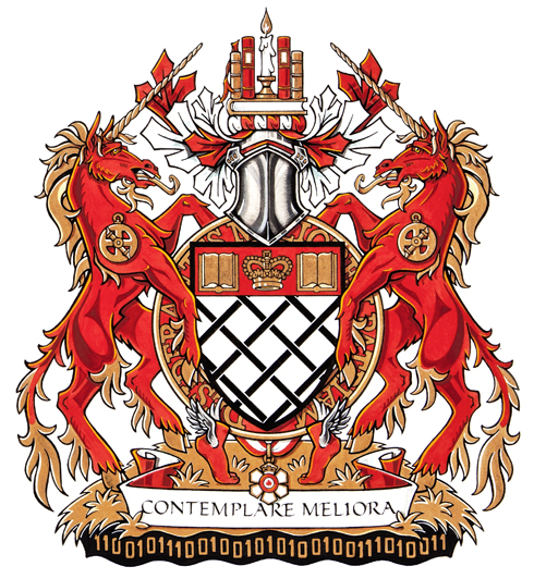 Governor General Julie Payette's Coat Of Arms Makes Us Really Want A Coat Of
