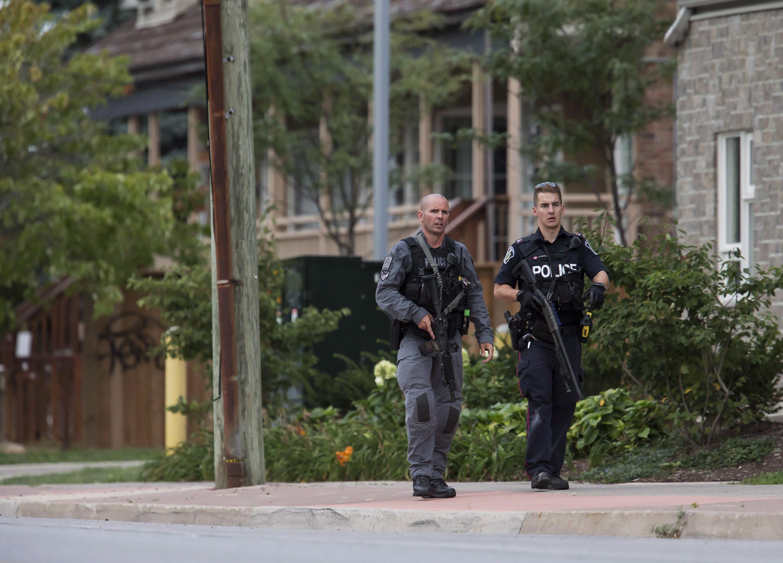 Une fusillade fait trois blessés à St.Catharines, en