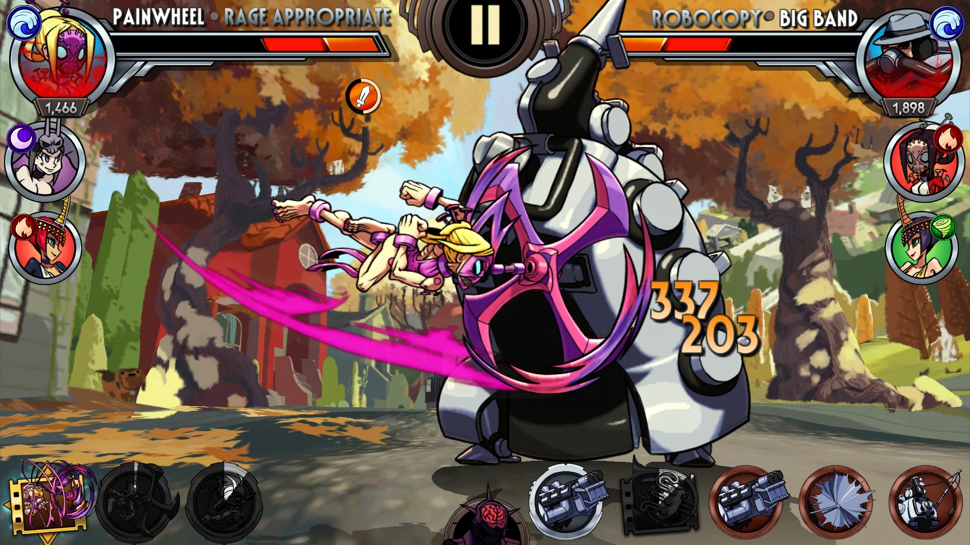 'Skullgirls' relaunches on mobile as developer ditches publisher