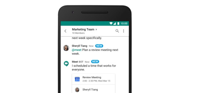 The Morning After: Google's next new chat app