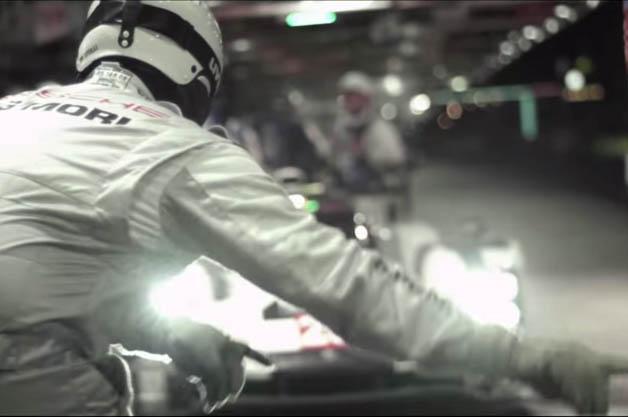 【ビデオ】ポルシェが来シーズンのル・マンに向けて早くも始動!