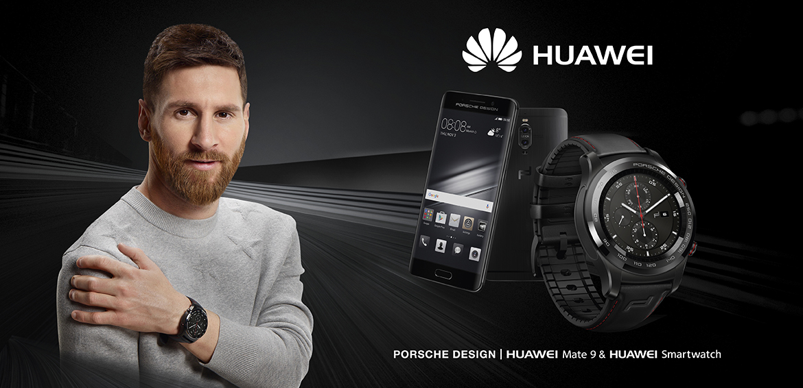 Huawei's Watch 2 costs $550 more with a Porsche Design logo