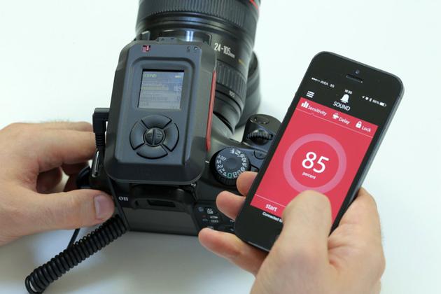 MIOPS 相機閃燈觸發器,準備挺身成為你高速攝影的最新利器
