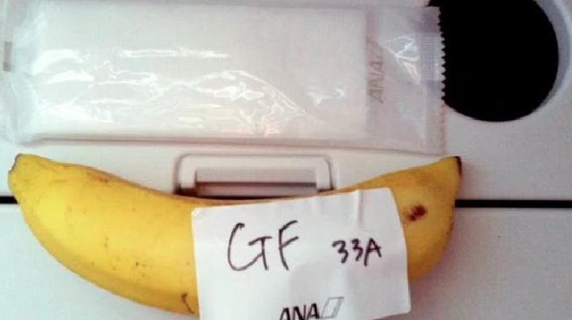 Plane passenger who asked for gluten-free meal receives banana
