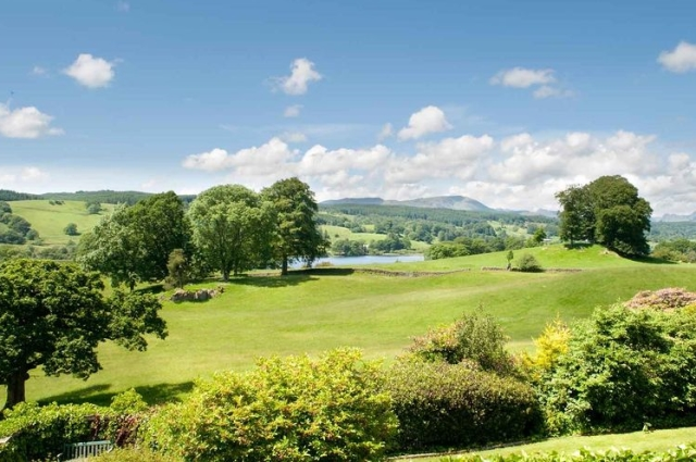 Ees Wyke Country House Hotel view