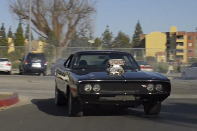 【ビデオ】映画『ワイルド・スピード』の主人公が乗った1970年型ダッジ「チャージャー」