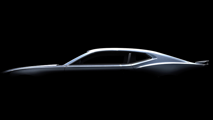 2016 Chevy Camaro