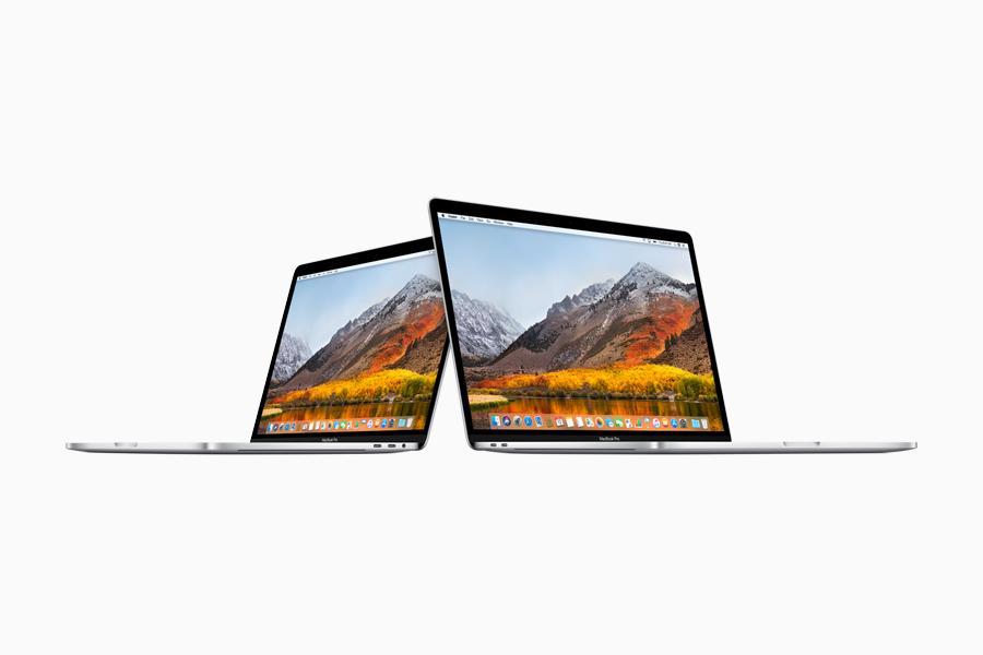 速報:新型MacBook Proが突如発表。第8世代Core採用で最大6コアCPU、RAMは最大32GB