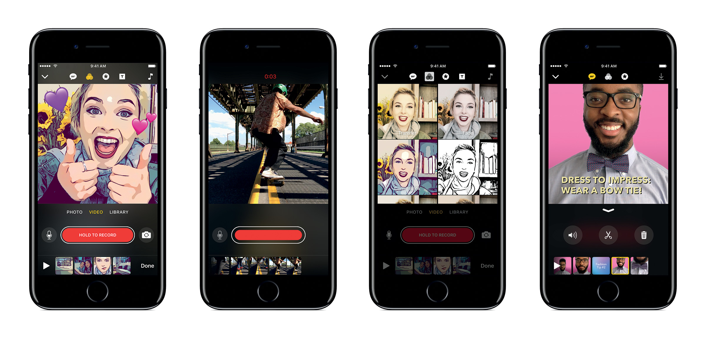 Apple's Clips app makes crafting viral videos in iOS dead-simple