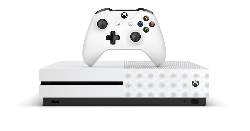 Microsoft's 2TB Xbox One S arrives on August 2nd